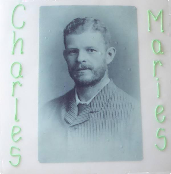 The Charles Maries cake